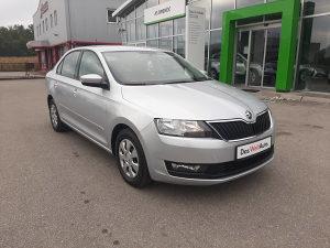 Škoda Rapid 1,0 TSI