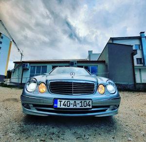 Mercedes w211 320 cdi