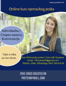 Časovi i kursevi njemačkog jezika