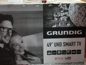 TV smart uhd Grundig