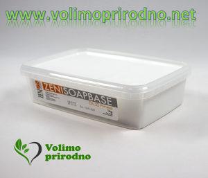 Glicerinska baza za sapun bijela SLS free
