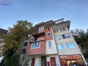 Trosoban stan / Novo Sarajevo / Velešići/2 balkona