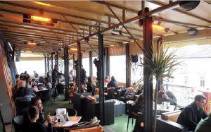 Grijalice za terase kafiće restorane grijalica
