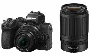 Nikon Z50 16-50 + 50-250 - PCFOTO