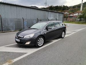 Opel Astra J 1.7 cdti 81kw TEK UVEZENA I REG.