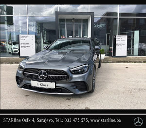 Mercedes-Benz E 220 d 4MATIC