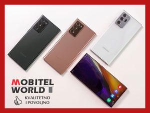 "Galaxy Note 20 Ultra | Octa Core - NOVO - 6,9"""