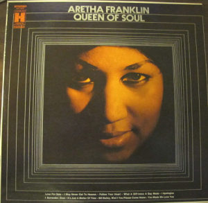 Aretha Franklin - Queen of Soul LP