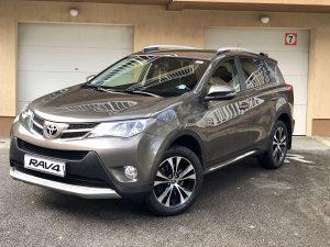 Toyota Rav 4 D-4D 12/2015 4X4 Edition S Executive