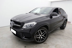 Mercedes GLE 350 D Coupe 4Matic NIGHT-PAKET AMG Line