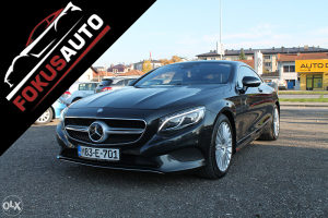 Mercedes S 500 coupe 4matic 2015