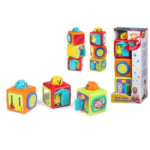 WINFUN Interaktivna edukativna kocka igracka za bebe