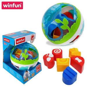 WINFUN Edukativna rasklapajuca lopta pogodi oblik