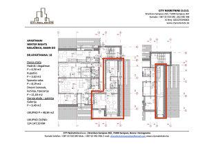 Apartmani Bjelašnica - Babin do - Novogradnja - 48 m2