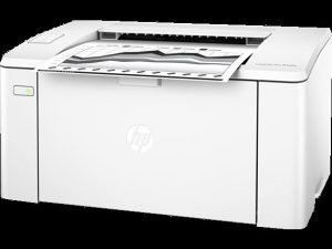 HP MFP Printer M102w