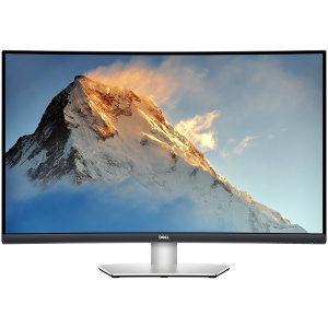 """DELL Monitor Curved S3221QS 31.5"""" 4K UHD 3840x2160 HAS"""