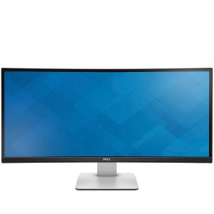 "Dell UltraSharp U3415W 34"" Curved 21:9 Monitor"