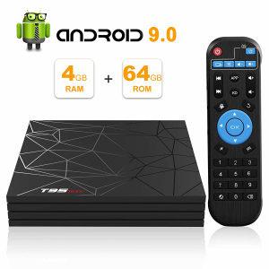 Akcija Android TV Box T95 MAX 4/64 gige - 9 Pie