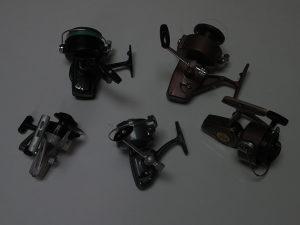Lot metalnih Retro mašinica / Rola