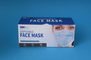 Hirurske maske 4 kutije (200 maski)