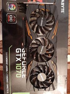 Gigabyte Gtx 1070 8gb gddr5 Gaming G1