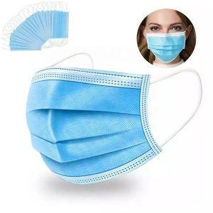Zaštitna maska za lice 3-slojna