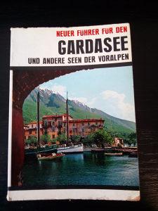Knjige njemački, Neuer fuhrer fur den - Gardasee