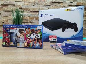 PS4 - Playstation 4 500GB Slim