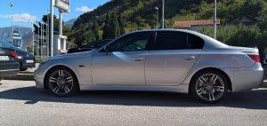 BMW M optic E60