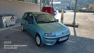 FIAT PUNTO   1.2 BENZIN  2001GP         REGISTROVAN