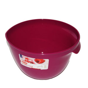 Posuda Okrugla s Ruckom Pink CURVER