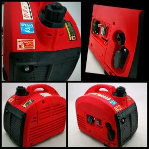 Bešumni agregat Powertech 2000W