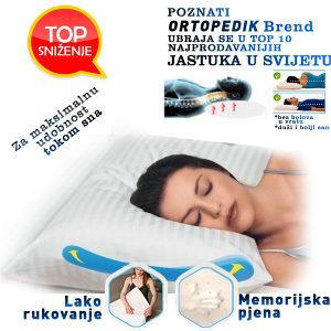 Ortopedski jastuk