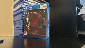 Metal Gear Solid V (PS4 / Playstation 4) 5