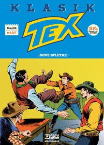 Klasik Tex 24 - Nove spletke (Strip Agent)