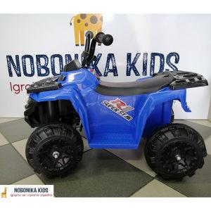 Motor na akumulator cetvorotockas motocikl plavi NOVO