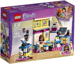 LEGO FRIENDS OLIVIJINA DELUXE SPAVAĆA SOBA