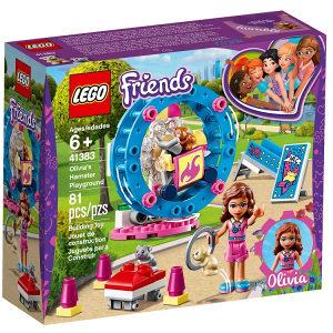 LEGO FRIENDS OLIVIJINO IGRALIŠTE ZA HRČKA