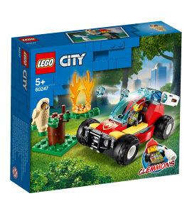 LEGO CITY Šumski požar