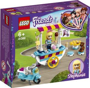 LEGO FRIENDS Sladoledarska kolica