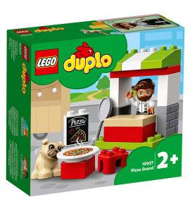 LEGO DUPLO Štand s pizzom