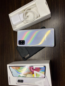 Samsung A71 DUOS 128GB *KAO NOVO*