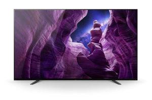 "Sony 55"""" A8 OLED TV 4K"