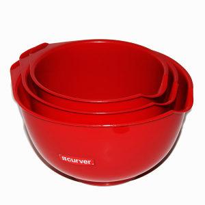 Posuda za hranu crvena 3/13411-416 CURVER