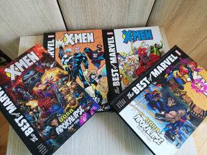 X-MEN DOBA APOKALIPSE KOMPLET / HC / Čarobna Knjiga