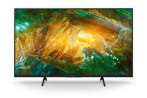 Sony TV 49'' XH8096 4K Android, X1 HDR,  Model 2020