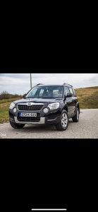 Škoda Yeti 1.2tsi 77kw 2011.g
