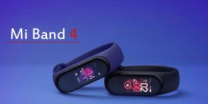 Xiaomi Mi band 4 Pametna fitness narukvica