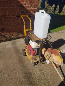 Profesionalna masina za sjecenje asfalta i betona