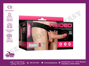 "Strap On ""Rodeo G8"" 20×4.5cm 